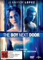 The Boy Next Door on DVD