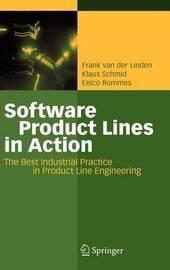 Software Product Lines in Action by Frank J. van der Linden