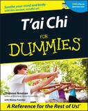 Tai Chi For Dummies by Therese Iknoian