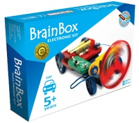 Brain Box: Car Experiment Kit image