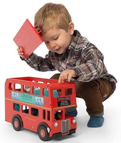 Le Toy Van: London Bus image