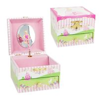 Pink Poppy: Poppy Princess - Small Music Box