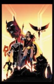 Batman Beyond 2.0 Vol. 2 Justice Lords Beyond by Kyle Higgins