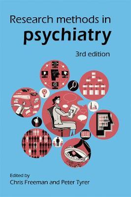 Research Methods in Psychiatry image