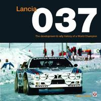 Lancia 037 by Peter Collins