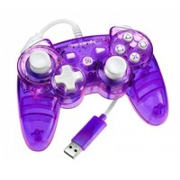 Rock Candy PS3 Controller - Cosmoberry for PS3