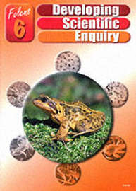 Developing Scientific Enquiry: Bk. 6 by Ann Bunce image