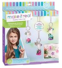 Make It Real: Terrarium Jewellery - Craft Kit