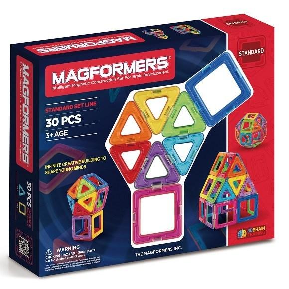 Magformers - 30 Piece Set