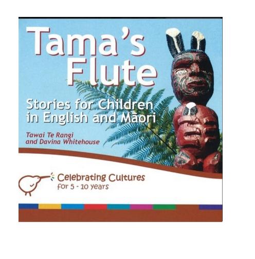 Stories For Children in English and Maori by Tawai Te Rangi & Davina Whitehouse image