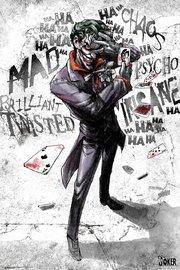 DC Comics: Maxi Poster - Joker Type (1027) image
