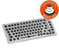 Glorious PC Gaming GMMK PRO Mechanical Keyboard (Modular) - White Ice for PC