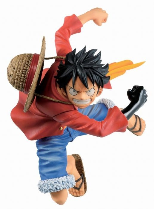 One Piece: Monkey D. Luffy (Dynamism of Ha) - PVC Figure