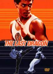 The Last Dragon on DVD