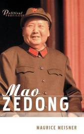 Mao Zedong - a Political and Intellectual Portrait by Maurice Meisner image