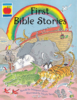 m First Bible Stories by Margaret Mayo