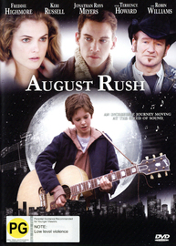 August Rush on DVD