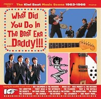 What Did You Do In the Beat Era... Daddy!!! by Various Artists