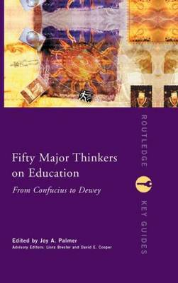 Fifty Major Thinkers on Education image