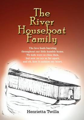 The River Houseboat Family by Henrietta Twilla