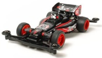Tamiya: 1/32 Kumamom Racer Mini 4WD - Limited Edition