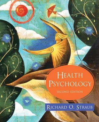 Health Psychology by Richard Straub image