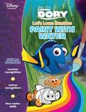 Finding Dory - Let's Learn Numbers Paint with Water