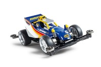 Tamiya Mini 4WD JR The Bigwig RS - Super II Chassis