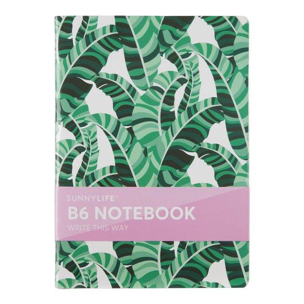 Sunnylife - B6 Notebook Banana Palm