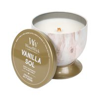 Woodwick Artisan Gallerie Candle - Vanilla Sol
