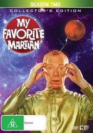 My Favourite Martian Season 2 on DVD