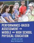 Performance-Based Assessment for Middle and High School Physical Education by Jacalyn Lea Lund