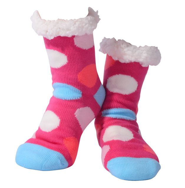 Nuzzles Ladies Polka Dot - Assorted Colours