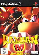 Rayman M for PS2