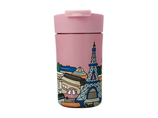 Maxwell & Williams: Cities Double Wall Insulated Cup - Paris