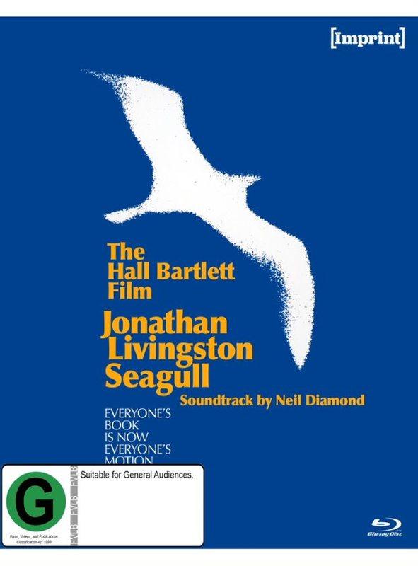 Jonathan Livingston Seagull (Imprint Collection #22) on Blu-ray