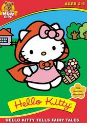 Hello Kitty - Tells Fairytales on DVD