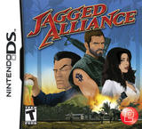 Jagged Alliance for Nintendo DS