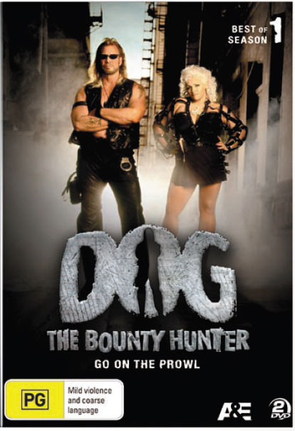 Dog the Bounty Hunter - Best of Season 1 (2 Disc Set) on DVD image