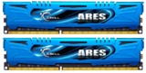2x4GB G.SKILL Ares 1600MHz DDR3