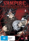 Vampire Knight (TV) Volume 3 on DVD