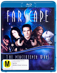 Farscape - The Peacekeeper Wars on Blu-ray