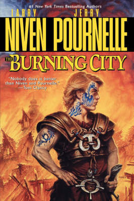 The Burning City by Larry Niven image