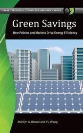 Green Savings by Marilyn A Brown