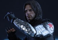"Captain America 3 - Winter Soldier 12"" Figure image"
