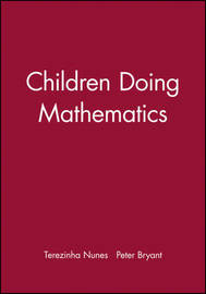Children Doing Mathematics by Terezinha Nunes image