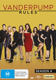 Vanderpump Rules - Season 4 on DVD