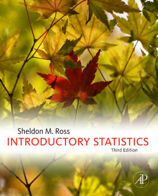 Introductory Statistics by Sheldon M Ross image