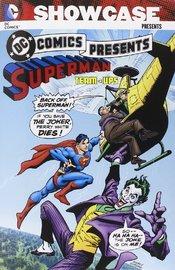 Showcase Presents DC Comics Presents Superman Team-Ups: Volume 2 by Various ~