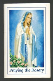 Praying the Rosary Easy to Read Edition by Victor Hoagland